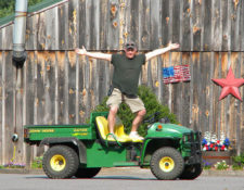 our workers are always happy to see you at circle cg farm campground