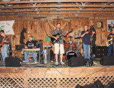 music and bands abound at circle cg farm campground in bellingham ma