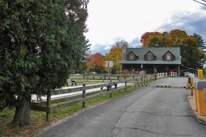 entrance to circle cg farm