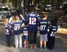patriot fans are welcome at circle cg farm campground