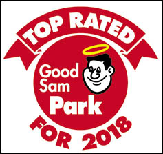 Circle CG Farm in Bellingham MA is a Good Sam Top Rated Park for 2018