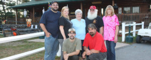Circle CG Farm Campground family