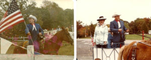 founds Cliff and Marion Grover from Circle CG Farm Campground in MA